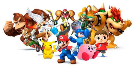 Super Smash Roster