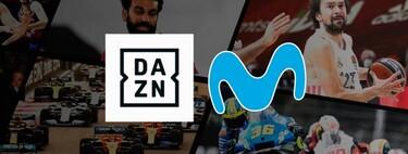 DAZN gratis para clientes de Movistar: cómo es la promoción y cómo activar tu cuenta gratuita
