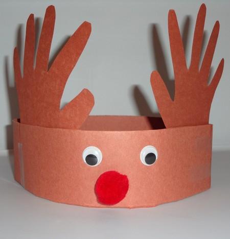 Diy Navidad 13 Gorro Reno