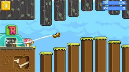 Rovio lanza Retry, inspirado en Flappy Bird