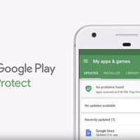 Google Play Protect se encargará de analizar tu dispositivo para buscar apps maliciosas
