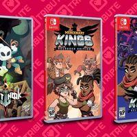 Limited Run Games pondrá a la venta unas cajas con juegos indie de Nintendo Switch completamente aleatorios