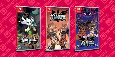 Limited Run Games Pondra A La Venta Unas Cajas Con Juegos Indie De