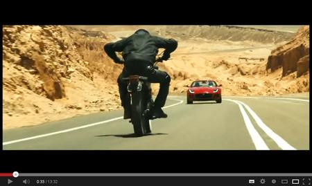 """Desire"", la película del Jaguar F-Type"