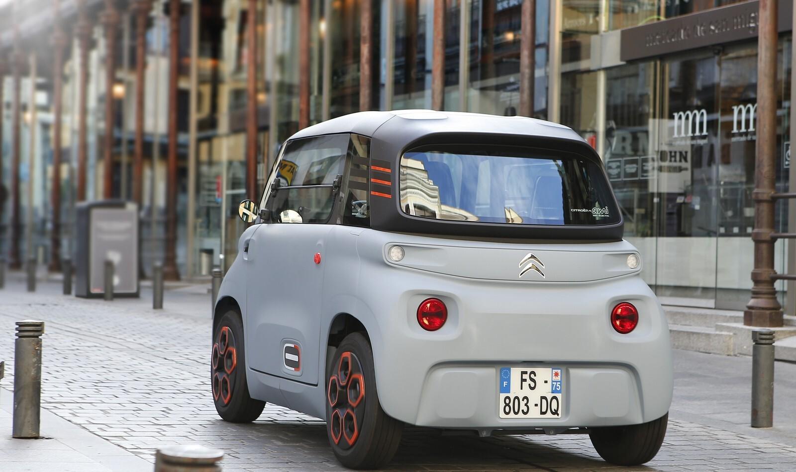 Foto de Citroën Ami 2020 (5/32)