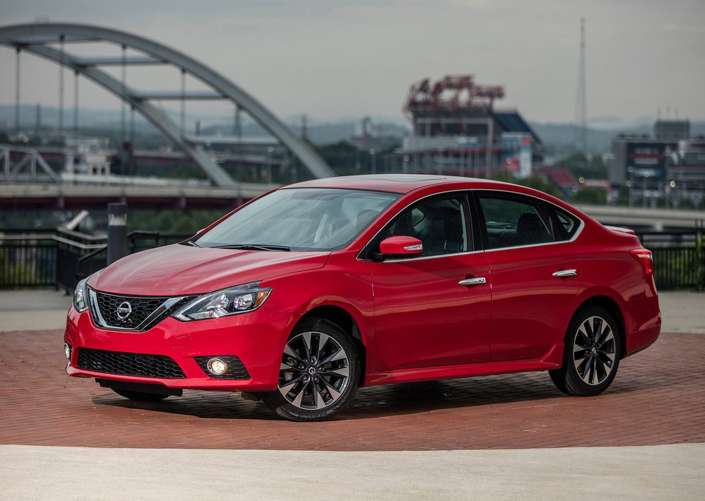 Foto de Nissan Sentra SR Turbo (2/11)