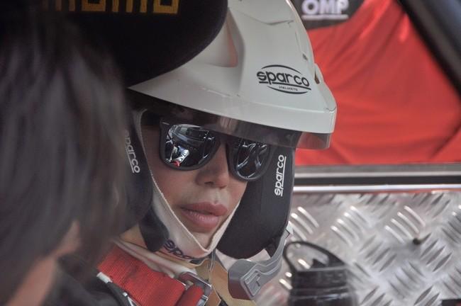 Laleh Seddigh, la piloto de carreras iraní que desafía al régimen de los ayatolás