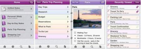 OneNote renueva su versión para iPhone y se expande a más países