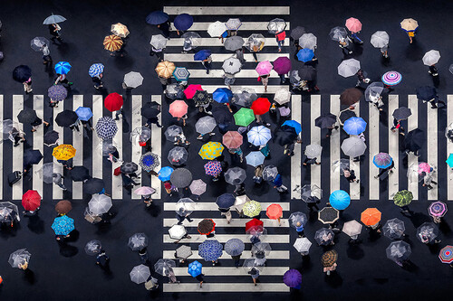 Mirando el mundo desde arriba en las alucinantes fotos ganadoras del nuevo concurso Aerial Photo Awards 2020