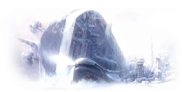 Foto de 'Snowpiercer', diseño conceptual de la película de Bong Joon-ho (1/6)