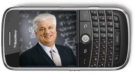 RIM: el futuro no está en teléfonos que sólo dispongan de pantalla táctil