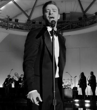 Los espejos de Justin Timberlake dan para mucho videoclip
