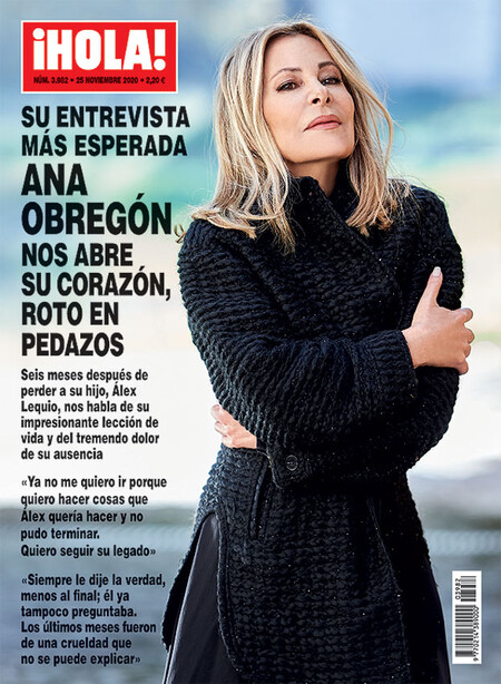 Hola Ana Obregon