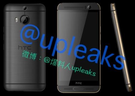 El supuesto HTC One M9+ hace su aparición en imágenes