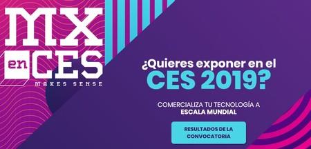 México en el CES 2019: Estas son las 50 empresas nacionales que participarán en la feria tecnológica en Las Vegas