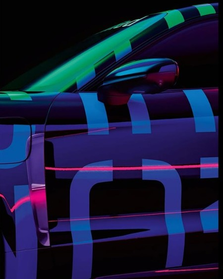 Porsche Taycan Teaser 2
