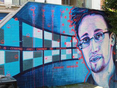 No, a Snowden no le preocupa tanto Trump como las empresas que no protegen la privacidad