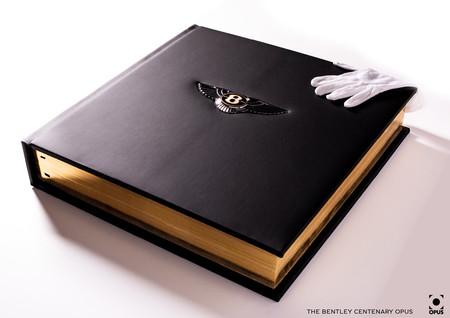 Bentley Libro Centenario Opus 6