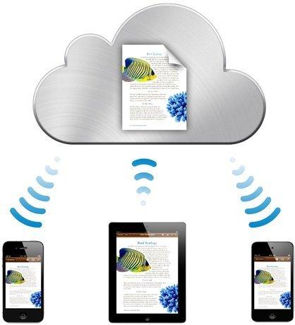 icloud apple sincronización nube
