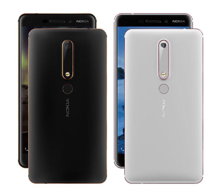 Nokia 6 07