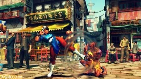 'Street Fighter IV': nueva galería de imágenes