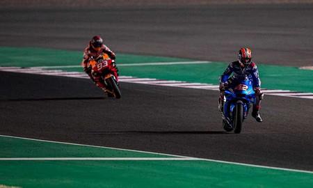 Rins Marquez Catar Motogp 2020