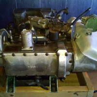¿Te imaginas un motor de seis pistones, tres cilindros y dos tiempos? Pues no imagines, fue real