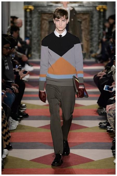 Valentino Men Fall Winter 2015 Menswear Collection 010