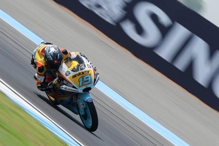 Gabriel Rodrigo se cuela entre los candidatos al título para quedarse la pole en Motegi