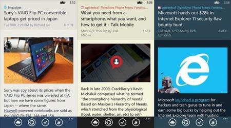 Nextgen Reader ahora es una aplicación universal, y viene con algunas mejoras