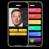Wombo AI es lo último en apps virales de deepfakes: Elon Musk y Donald Trump también pueden cantar temazos