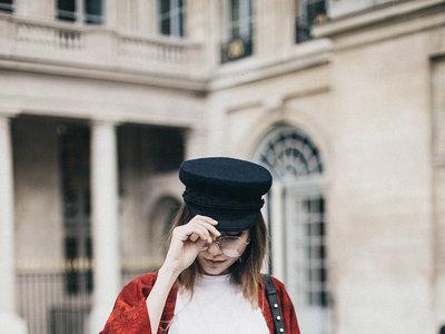Las medias de rejilla, la nueva tendencia de moda que arrasará las calles