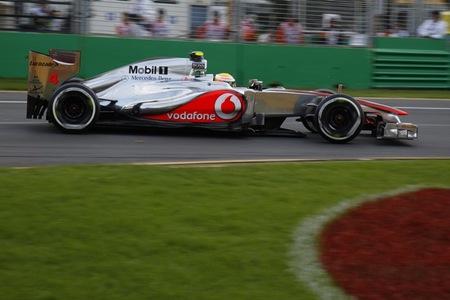 Lewis Hamilton domina, Ferrari perdida en la tercera sesión de libres del GP de Australia