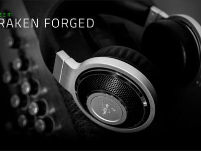 Auriculares gaming Razer Kraken Forged Edition por 71,99 euros y envío gratis