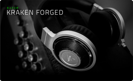 Razer Kraken Forged Edition Carousel