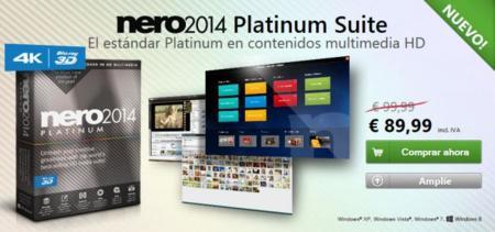 Precio de Nero 2014 Platinum