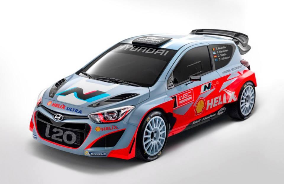 Foto de Hyundai Shell World Rally Team (19/22)