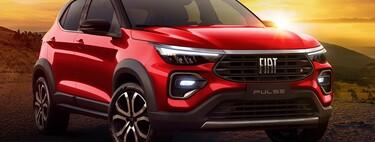 El Fiat Pulse estrena fotos y detalles: así es el nuevo B-SUV de los italianos para Latinoamérica