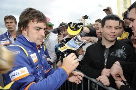 Fernando Alonso decidirá su futuro a final de año