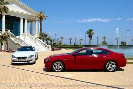 BMW Serie 6 Gran Coupé, presentación y prueba (parte 2)