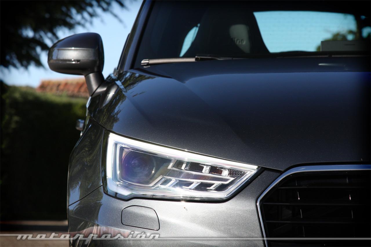 Foto de Audi A1 SportBack 1.4 TFSI CoD (prueba) (16/19)