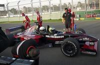 El Minardi European F1X2 estará presente en Bathurst
