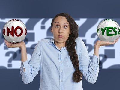 Aprender a decir no en el trabajo, sinónimo de autoestima