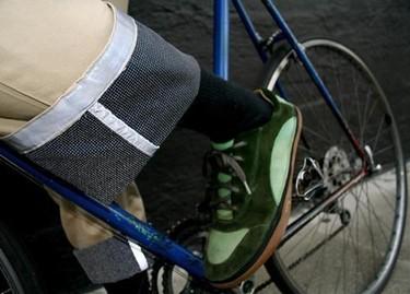 Los pantalones y la bici, ¿enemigos mortales?