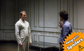 'Hannibal' recupera el brío en un final sangriento y a su altura