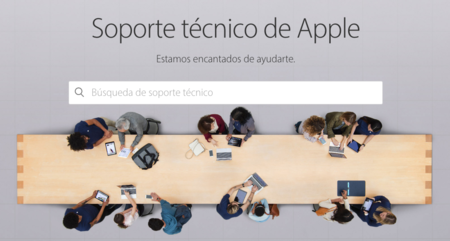Soporte Apple