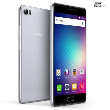 BLU Pure XR, la gama media Android se pone cada vez más seria