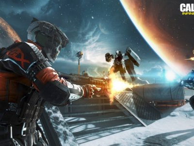 Ya tenemos fecha para la beta multijugador de Call of Duty: Infinite Warfare