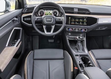 Audi Q3 2020 Interior
