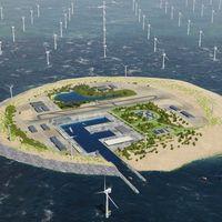 Islas artificiales y 10.000 turbinas: así se quiere aprovechar al máximo el viento para energía en el norte de Europa
